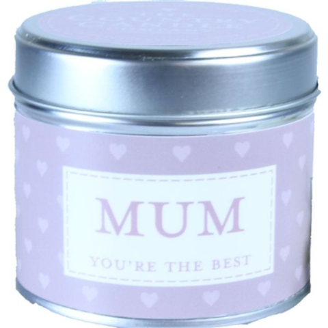 Mum - You're The Best Candle In A Tin